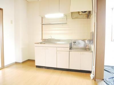 【キッチン】コーポアルファ