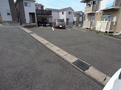 【駐車場】コーポアルファ