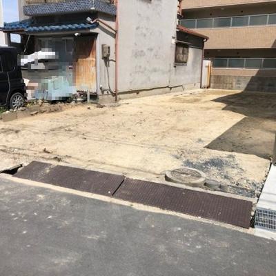 【外観】土地・建物セット価格!摂津市千里丘東1丁目 売り土地