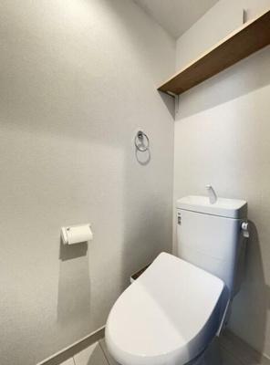 【トイレ】マーレ鷺ノ宮