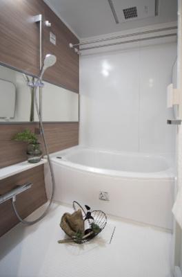 【浴室】秀和第3東陽町レジデンス