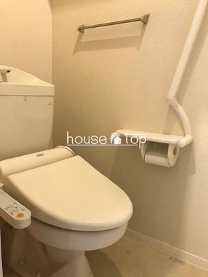 【トイレ】ユニピア甲子園