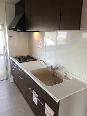 【キッチン】保津川第二住宅2号棟