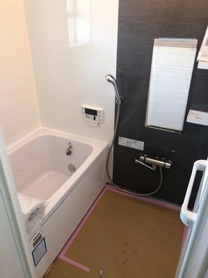 【浴室】保津川第二住宅2号棟