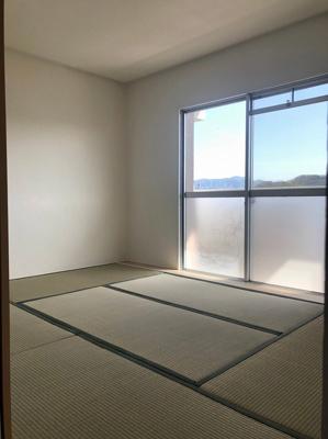 【和室】保津川第二住宅2号棟
