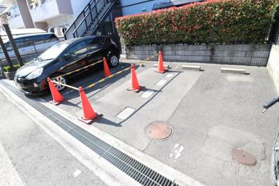 【駐車場】センフィル茨木