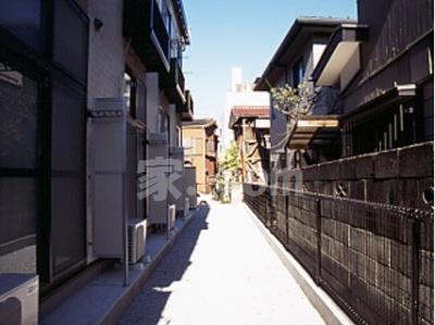 【バルコニー】レオパレス峰(29884-203)
