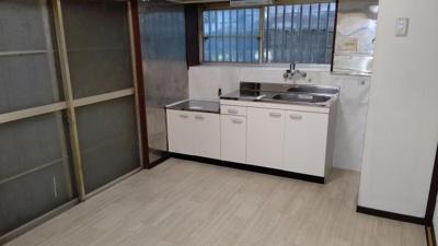 【キッチン】船越7丁目貸家