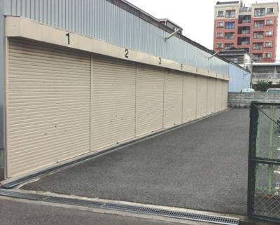 【外観】浅田ガレージ  シャッター