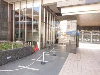 【エントランス】シティハウス茨木小川町