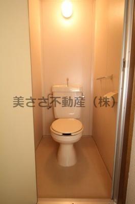 【トイレ】カレッジハイツ慧
