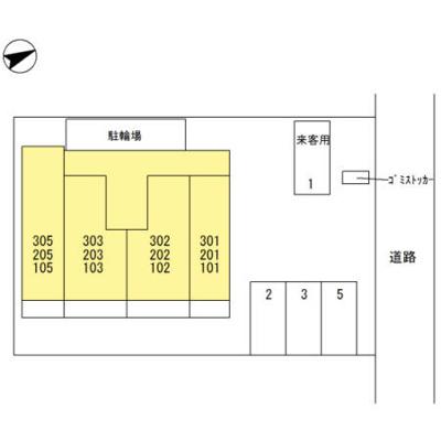 【区画図】エンペラー B