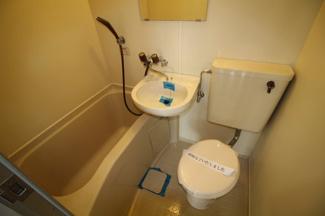 【浴室】メゾン・ド・六甲パートⅡ