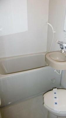 【浴室】NSプラザ沼袋プラザアイ