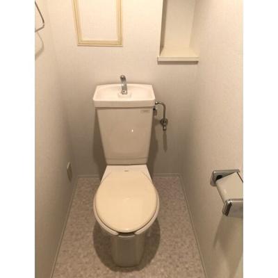 【トイレ】メゾンソフィア