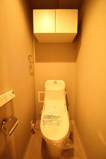 ライオンズプラザときわ台:ウォシュレット機能付きトイレです!