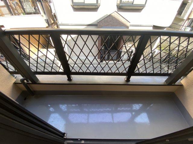 ■2階のバルコニーです