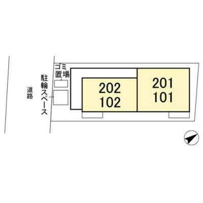 【区画図】アイリス・ヒル