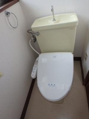【トイレ】天沼新田アパート