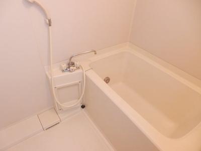 【浴室】ソレイユハイツ