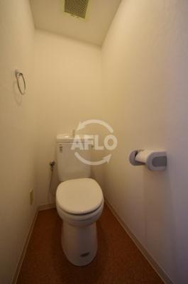 アビタ・ホリエ トイレ