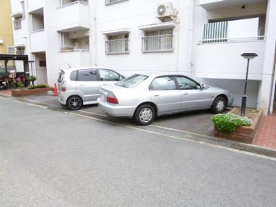 【駐車場】マルホハイツ