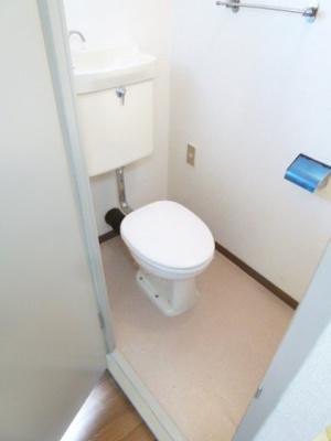 【トイレ】マルホハイツ