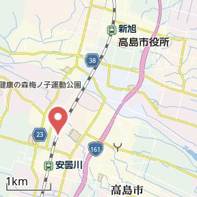 【地図】メゾン ラブリーJ