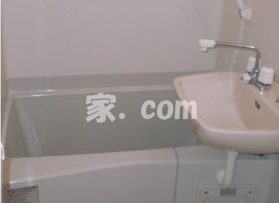 【浴室】レオパレスエステシティ Ⅱ(42599-105)