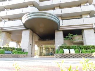 【エントランス】ライオンズマンション北梅田