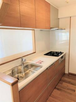 システムキッチン新調(食洗器・浄水器付き)