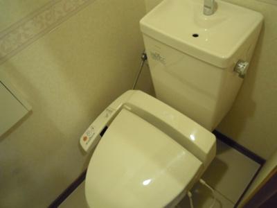 【トイレ】モンシャトー中野・新井館