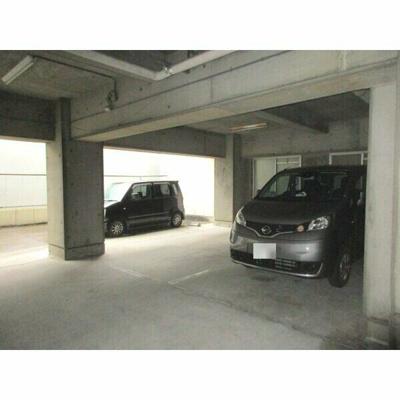 【駐車場】ニッシンセントラルレジデンス