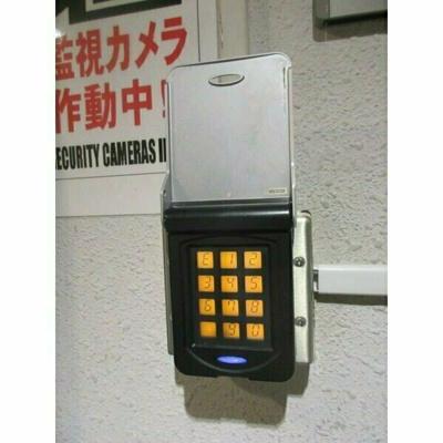 【セキュリティ】ニッシンセントラルレジデンス