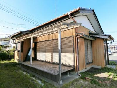 【外観】加藤平屋