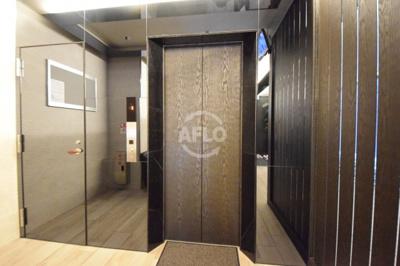 TAT LYON TIMBER TOWN エレベーター