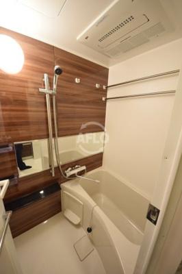 TAT LYON TIMBER TOWN 綺麗な浴室