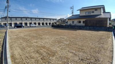 【外観】津山市東一宮 110坪 売土地