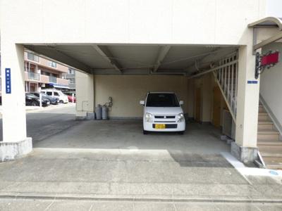 【駐車場】新津ビル