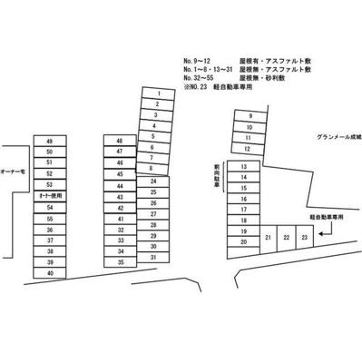 【外観】鈴木駐車場