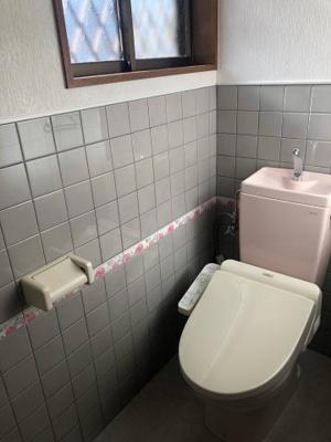 【トイレ】コーポ ラコンテ