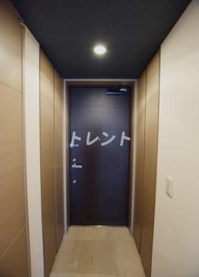 【玄関】コンフォリア日本橋人形町ノース