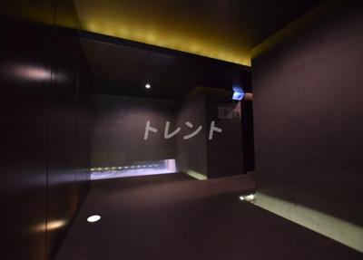 【エントランス】コンフォリア日本橋人形町ノース