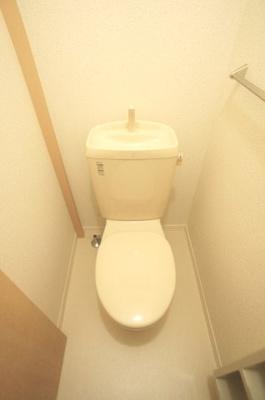 【トイレ】コクーン