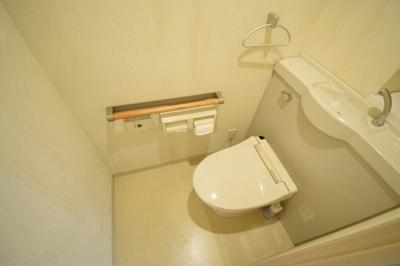 【トイレ】ワコーレ新神戸カデンツァ