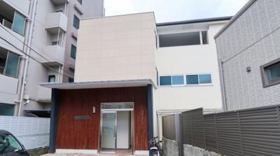 【外観】芥川マンション ホクセツハウス株式会社