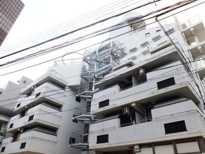 【外観】fマンション
