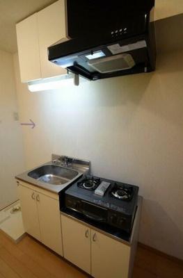 【キッチン】fマンション