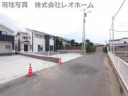 現地写真掲載 新築 前橋市東片貝町HT2-8 の画像