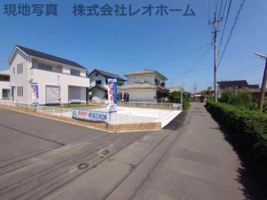 現地写真掲載 新築 富岡市七日市HM2-1 の画像